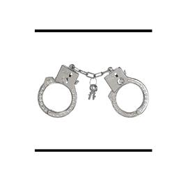 Rhinestone Handcuffs