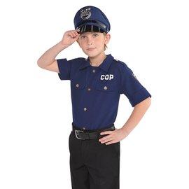 Police Shirt - Child Standard