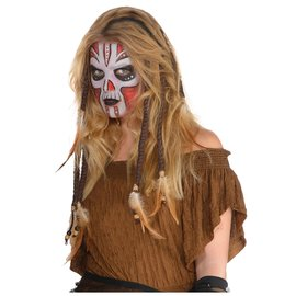 Witch Doctor Dreadlock Hair Extensions