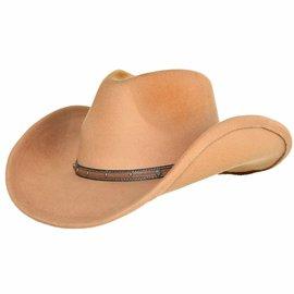 Rugged Cowboy Hat