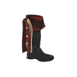 Pirate Boot Toppers - Adult