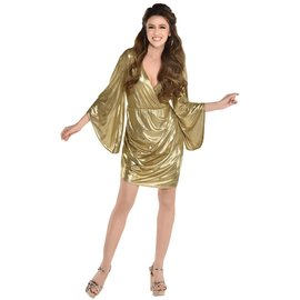 Disco Dress -Adult Standard