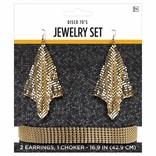 70's Jewelry Set