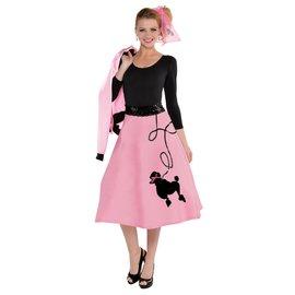 Poodle Skirt ‑ Adult Standard