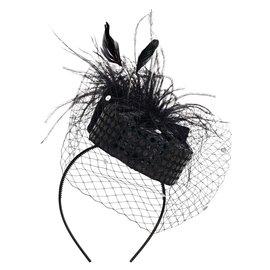 Pillbox Hat Headband