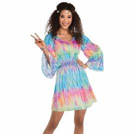 Festival Tie Dye Dress- Adult  Standard