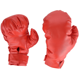 Boxing Gloves - Red - Adult