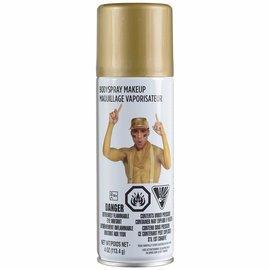 Body Spray Makeup - Gold 4oz