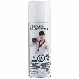 Body Spray Makeup - White 4oz