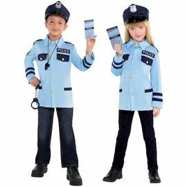 Police Officer Amazing Me Kit -Child