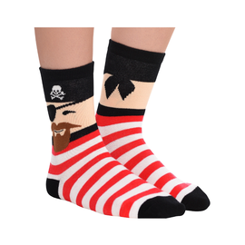 Pirate Crew Socks