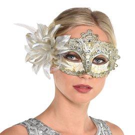 Jeweled Parisian Mask