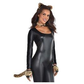 Cheetah Kitty Set - Adult