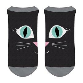 Cat No Show Socks