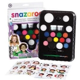 Ultimate Party  Pack Face Painting Kit - Snazaroo