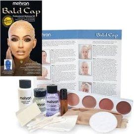 Character Premium Makeup Bald Cap Kit