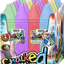 Jumbo Chalk Stix - 2ct