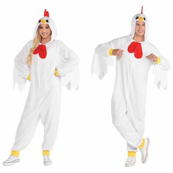 Adult Chicken Zipster (#247)