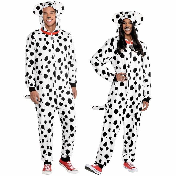 Adult Dalmatian Zipster (#422)