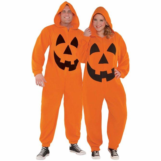 Adult Pumpkin Zipster (#447)