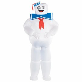 Ghostbusters: Stay Puft Inflatable - Adult Standard (#320)