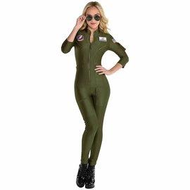 Women's Top Gun Maverick Flight Suit (#429)
