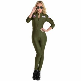 Women's Top Gun Maverick Flight Suit