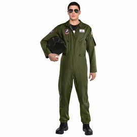 Adult Top Gun Maverick Flight Suit (#165)
