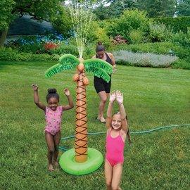 Palm Tree Inflatable Sprinkler