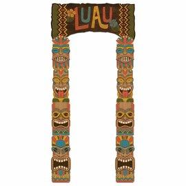 Vintage Tiki Archway