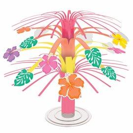 Summer Hibiscus Mini Cascade Centerpiece