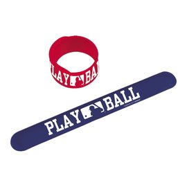 MLB Slap Bracelet -6ct
