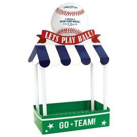 Rawlings™ Baseball Treat Stand