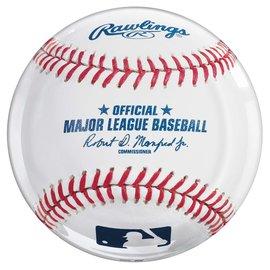 Rawlings™ Baseball Round Platter