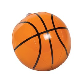 Nothin' But Net Mini Inflatable Basketball -8ct
