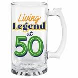 50th Birthday Tankard