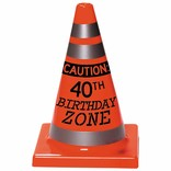40th Birthday Cone