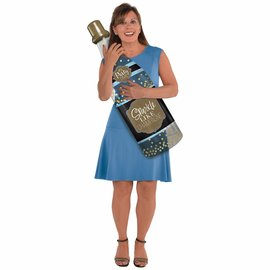 Over the Hill Golden Age Inflatable Bottle Prop