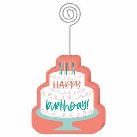 Happy Cake Day Photo Sign