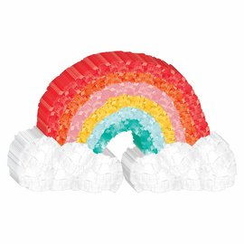 Retro Rainbow Mini Decoration