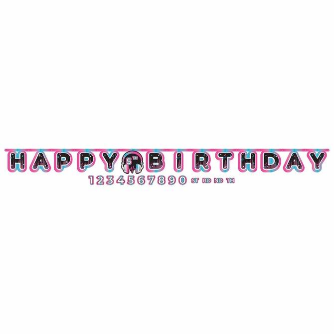 16oz Internet Famous Metallic Plastic Favor Cup 1ct pop star themed party superstar pop diva birthday party rock-star birthday party