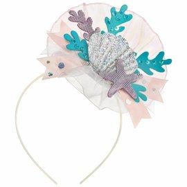 Shimmering Mermaids Deluxe Headband