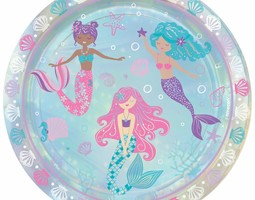 Shimmering Mermaids