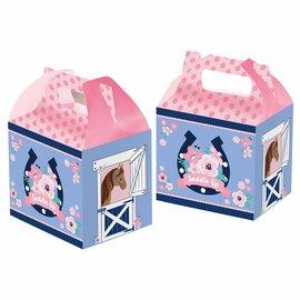 Saddle Up Treat Boxes -8ct