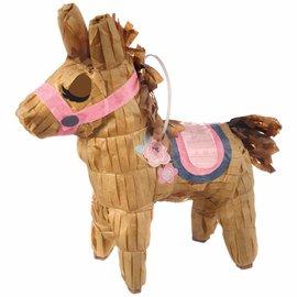 Saddle Up Mini Decoration Horse