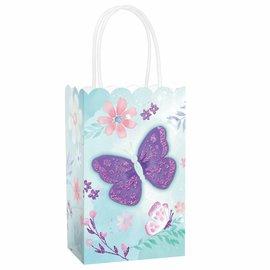 Flutter Glitter Small Cub Bag -10ct