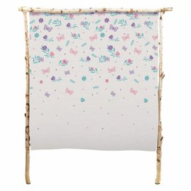 Flutter Canvas Backdrop