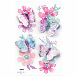 Flutter 3D Tattoos -4ct