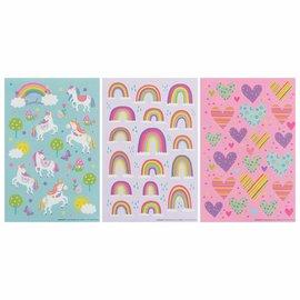 Unicorn Value Pack Stickers -12ct