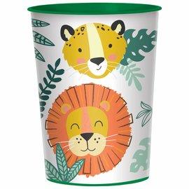 Get Wild Birthday Favor Cup-16oz